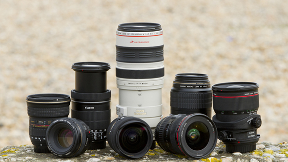canon lenses mediaspark video production