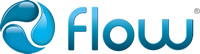 flow interactive logo video production