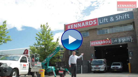 Playing Kennards Lift & Shift